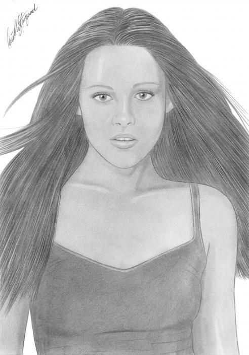 Kristen Stewart por CamillaStougaard